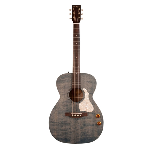 Art & Lutherie Legacy Denim Blue Q-Discrete Acoustic Guitar