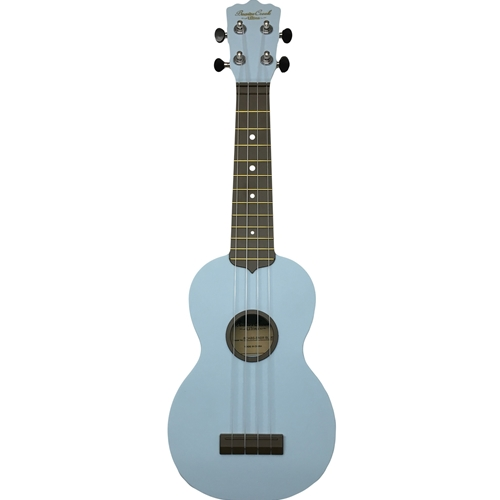 Beaver Creek BC Ulina Ukulele with Bag Baby Blue