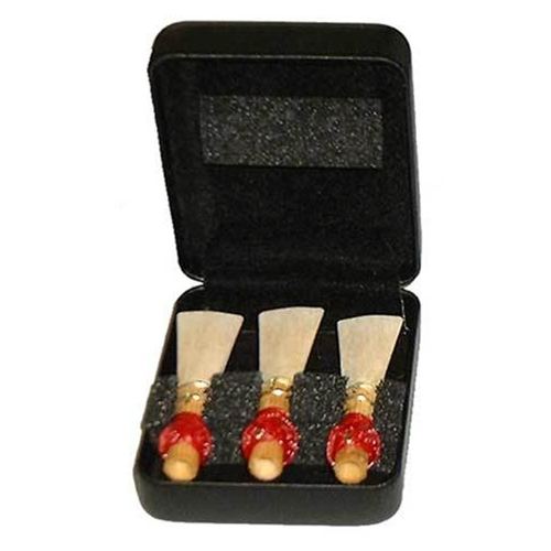 Hodge Bassoon Reed Case (Holds 3)