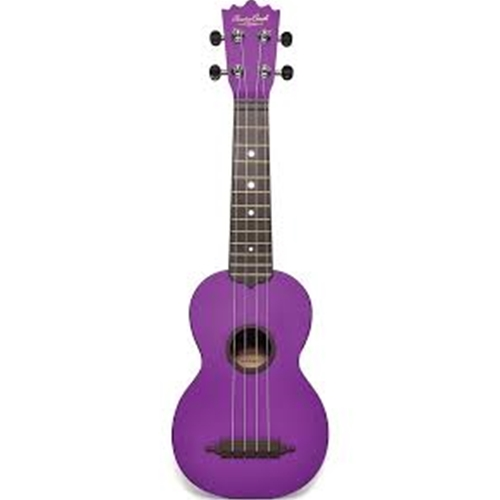 Beaver Creek BC Ulina Ukulele with Bag Purple