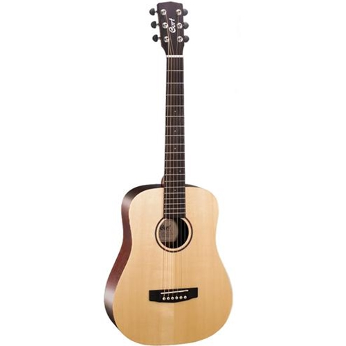 Cort Earth Mini Acoustic Guitar + Bag