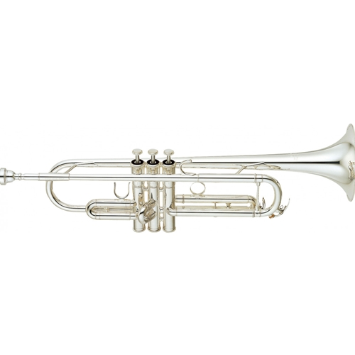Yamaha YTR6335S Professional Bb Trumpet - Silver